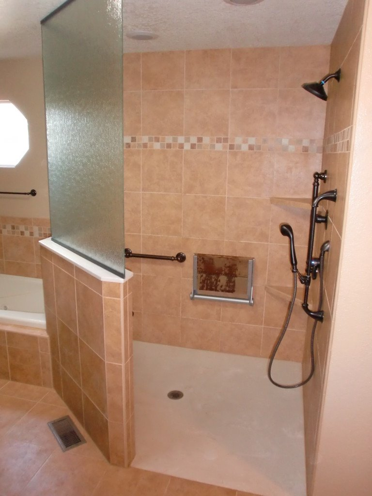 Barrier Free Bathroom Remodel