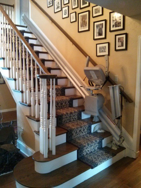 Straight Stairlift in Colorado Springs, CO