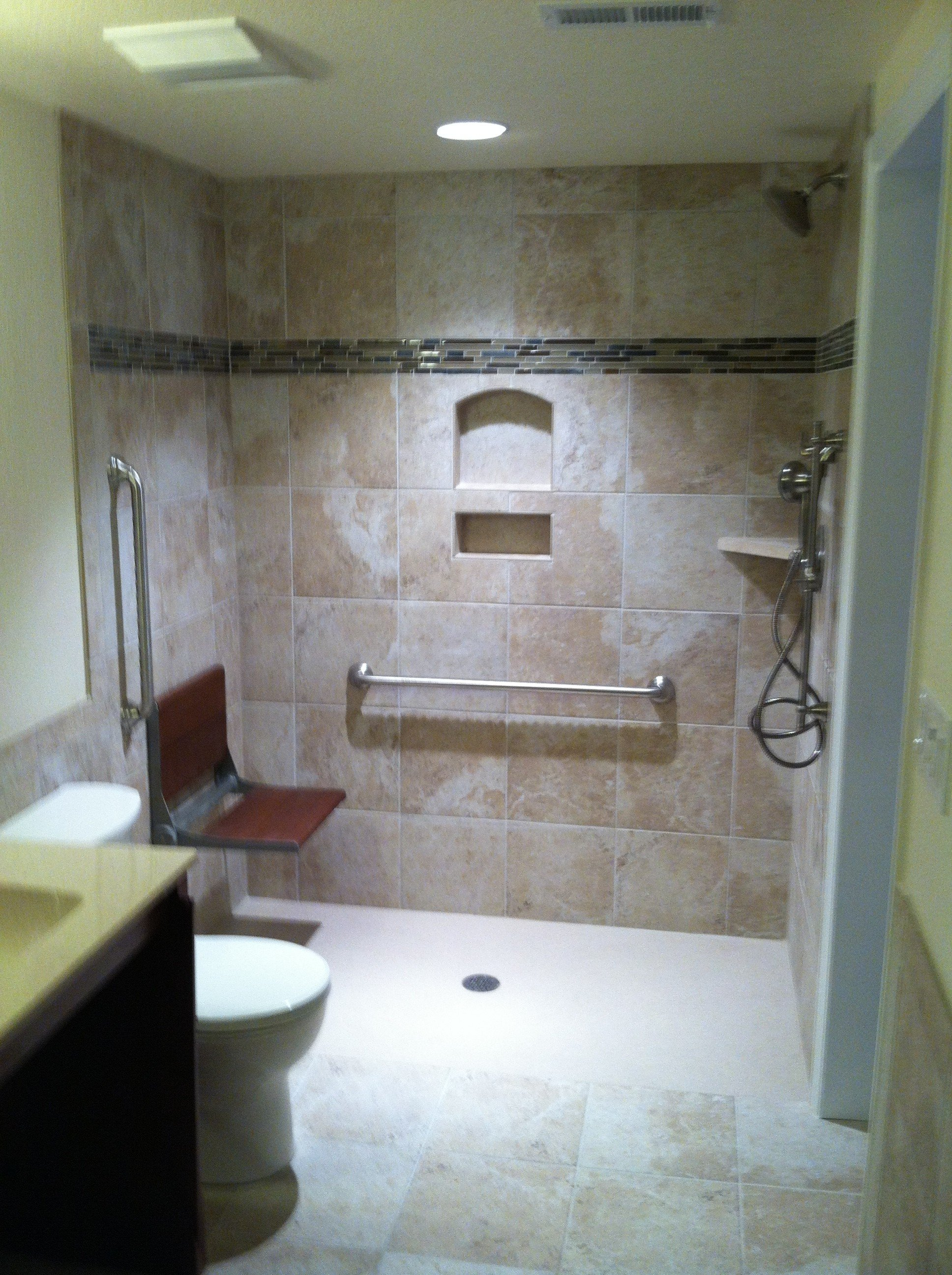 Handicap Bathroom Video On Facebook projects - accessible systems