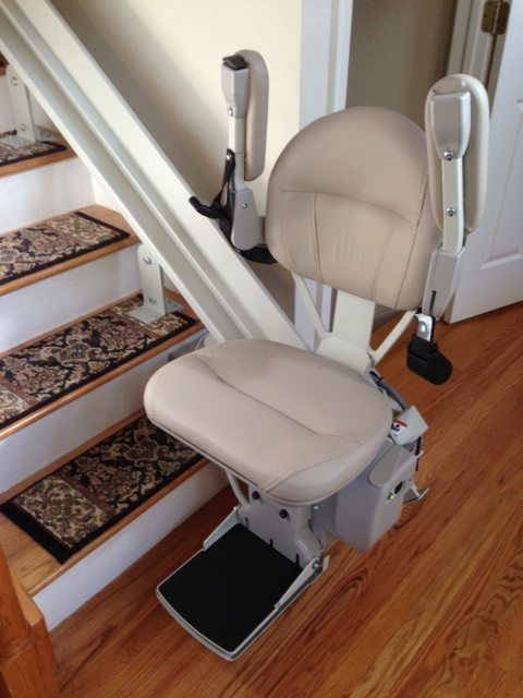 Custom Curved Stair Lift in Arvada, CO