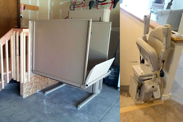 Used stair lift and wheelchair ramp buy-back program